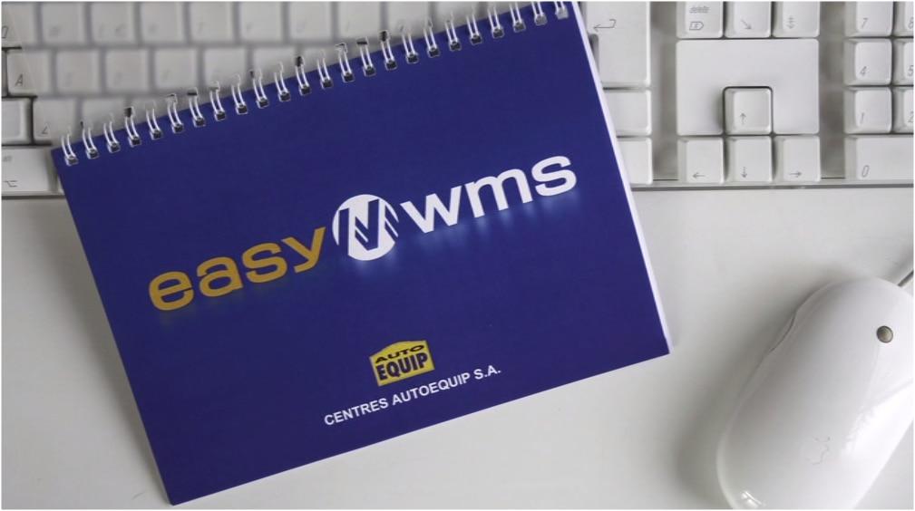 Easy WMS 软件操作案例: Autoequip
